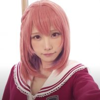 Enako's Rent-a-Girlfriend Cosplay Brings the Anime OP to Life