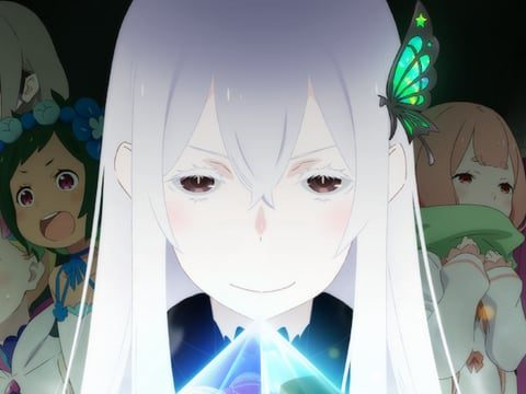 Second Half of Re:ZERO Season 2 Confirmed for January