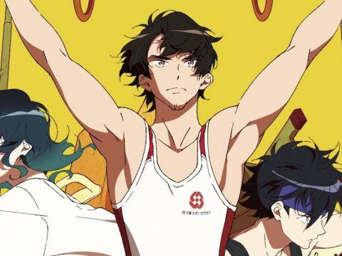 MAPPA's Gymnastics Anime Taiso Samurai Previewed in New Trailer