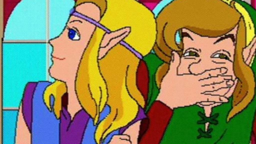 CD-i's The Legend of Zelda