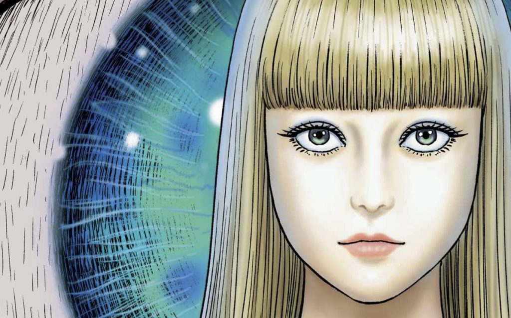 Venus in the Blind Spot Highlights Some of Junji Ito's Best Scary Work