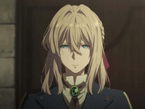 Violet Evergarden Movie Outgrosses Side Story Film's Opening