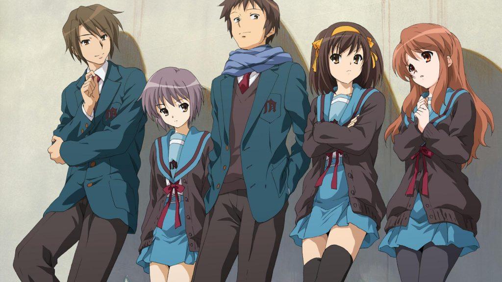 Haruhi Suzumiya and the S.O.S. Brigade
