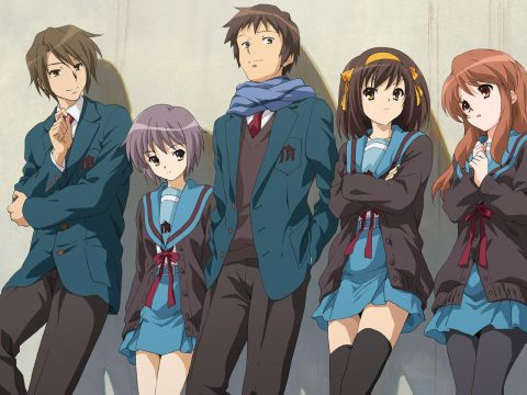 Haruhi Suzumiya Stories You Won't Find in the Anime