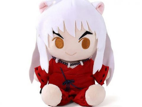Get a Load of Inuyasha Goodies For the Inuyasha Retrospective Exhibition