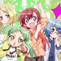 Maesetsu! Is Here for You, Lucky Star Fans