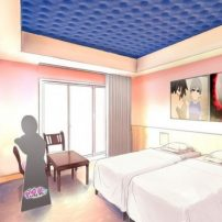 Stay in an Anime Hotel with Uzaki-chan and Other Themes