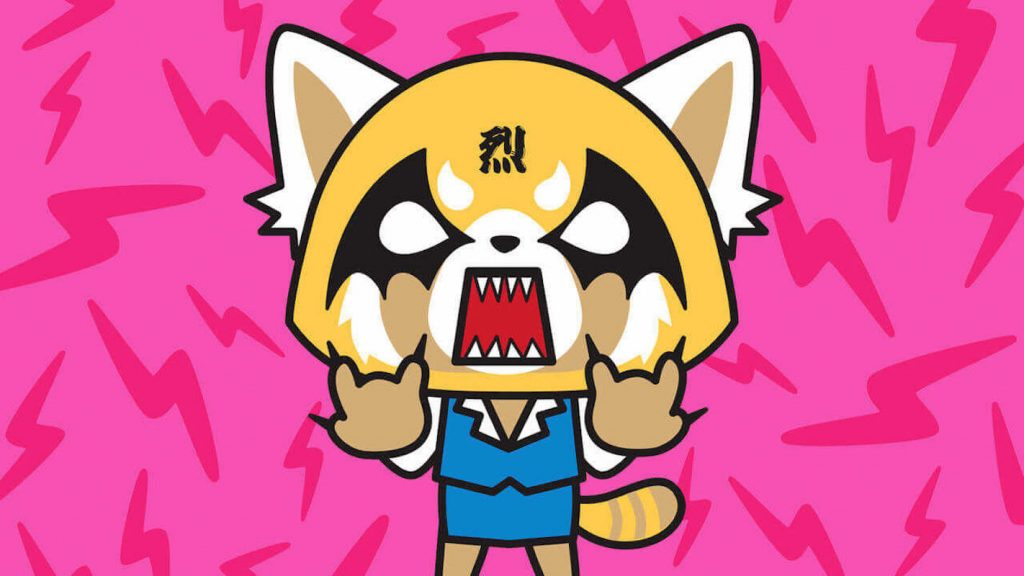 Aggretsuko brings a different kind of animal rage