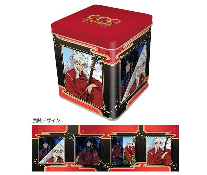 inuyasha tin box