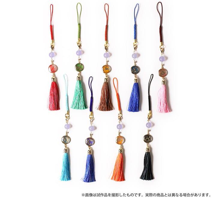 inuyasha charm straps
