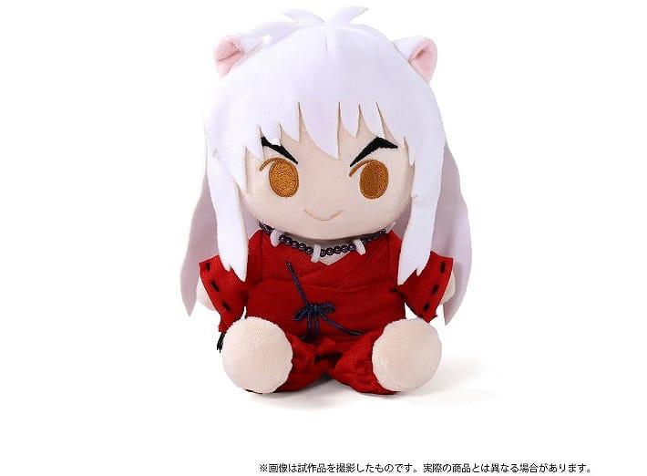 inuyasha plushie