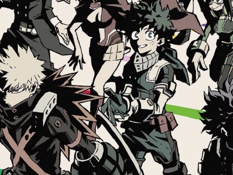 My Hero Academia Season 5 Set for Spring 2021 Premiere