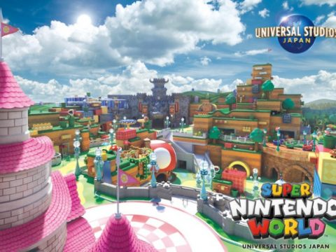 Super Nintendo World is Opening Spring 2021 (With Mario Kart)