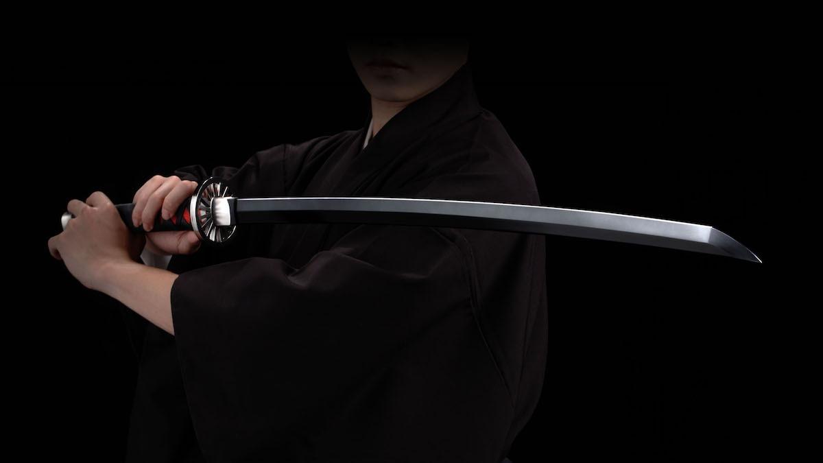 demon slayer sword