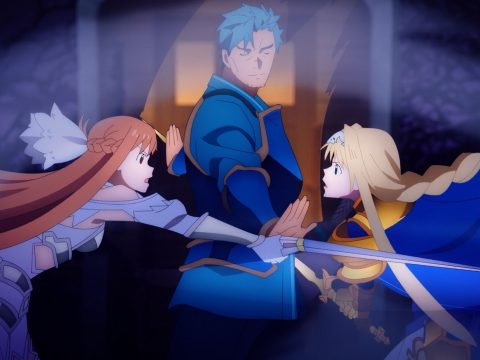 Toonami to Air Final Season of Sword Art Online: Alicization War of Underworld