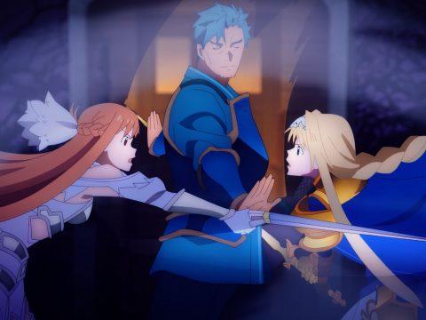 Toonami to Air Final Season of Sword Art Online: Alicization War of Underworld