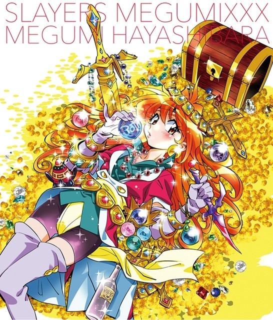 A new album from Megumi Hayashibara