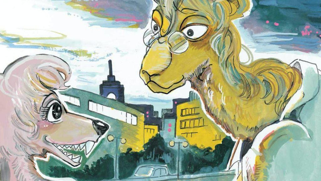 Paru Itagaki Manga Beast Complex Gets Mini-Series