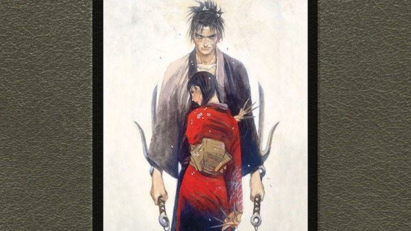 Dark Horse Editor Takes Us Behind-the-Scenes for Blade of the Immortal