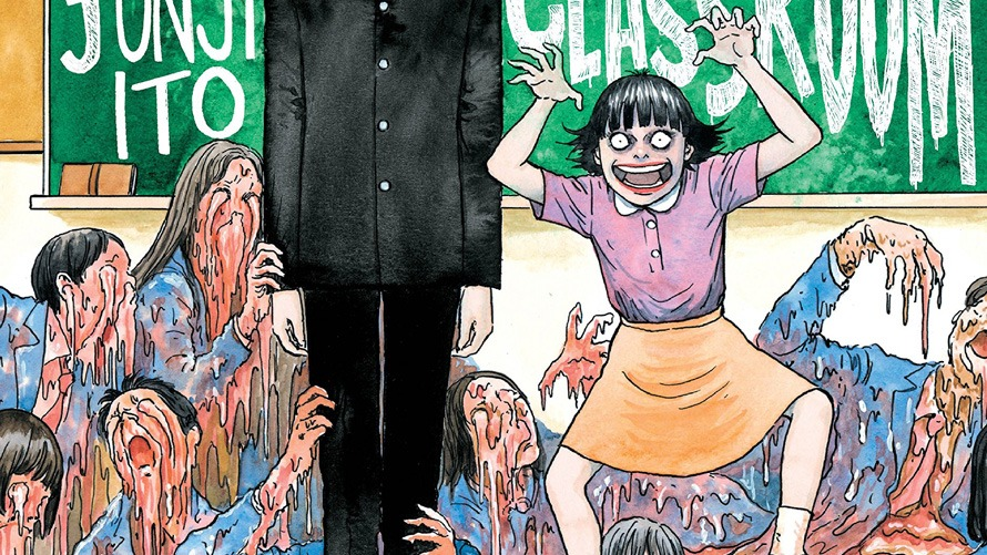 Junji Ito's Dissolving Classroom Is A Good Halloween Read
