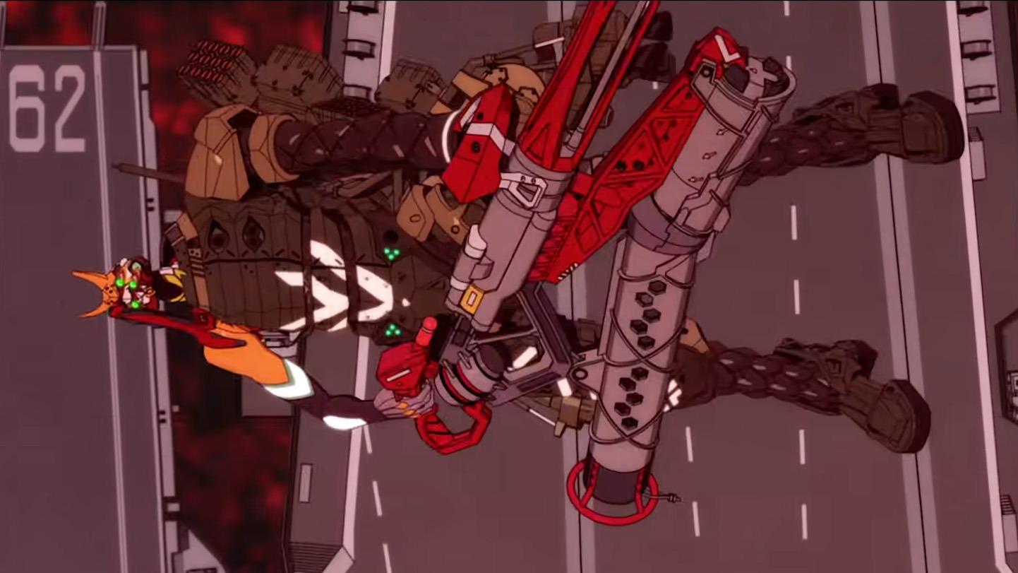 Evangelion 3+1 trailer