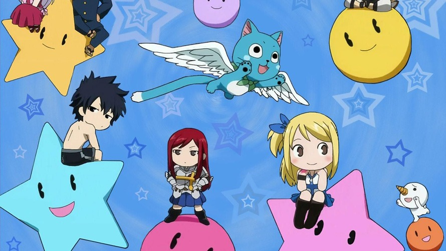 fairy tail kawaii