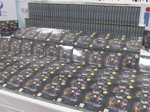 Pirated Demon Slayer DVDs Lead to Arrest in Japan