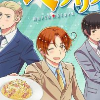 Hetalia World Stars Anime Announced, Plus More Manga from Creator
