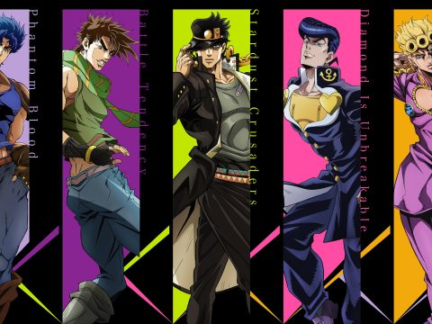 Official JoJo's Event Brings Together Every Main Character