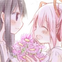 Japan Celebrates Madoka Magica's Birthday, Ume Aoki Shares Illustration