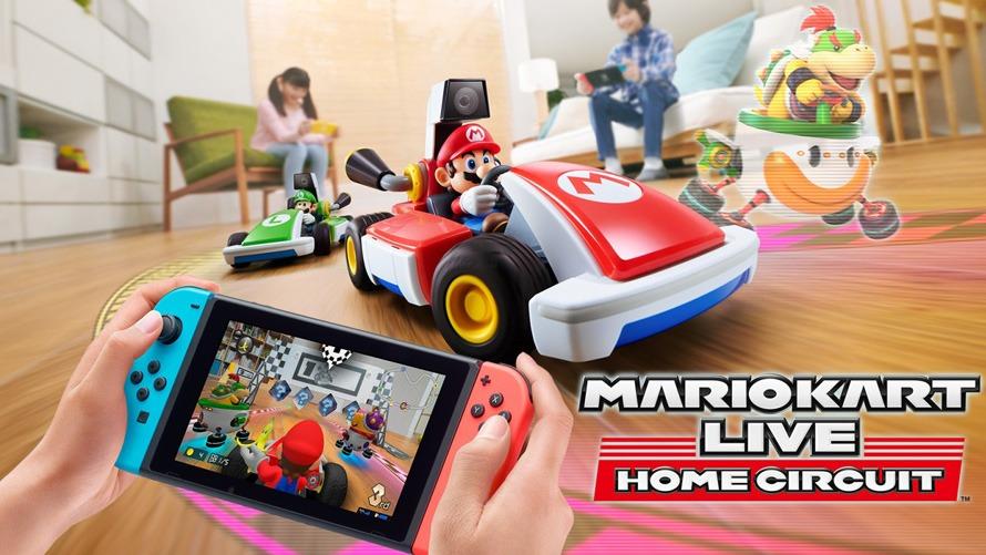 Super Mario Kart Live: Home Circuit