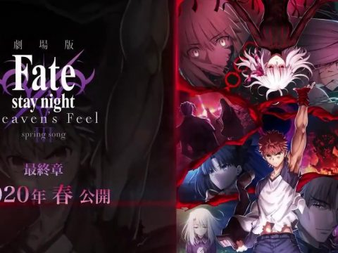 Fate/stay night: Heaven's Feel III. spring song Comes to U.S. Theatres November