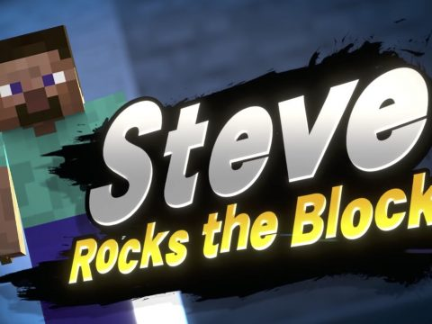 Minecraft Characters Invade Super Smash Bros. Ultimate as DLC