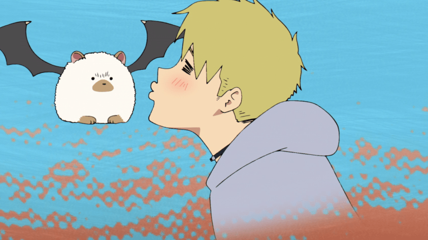 The cuteness that is Osushi (and Balgo)