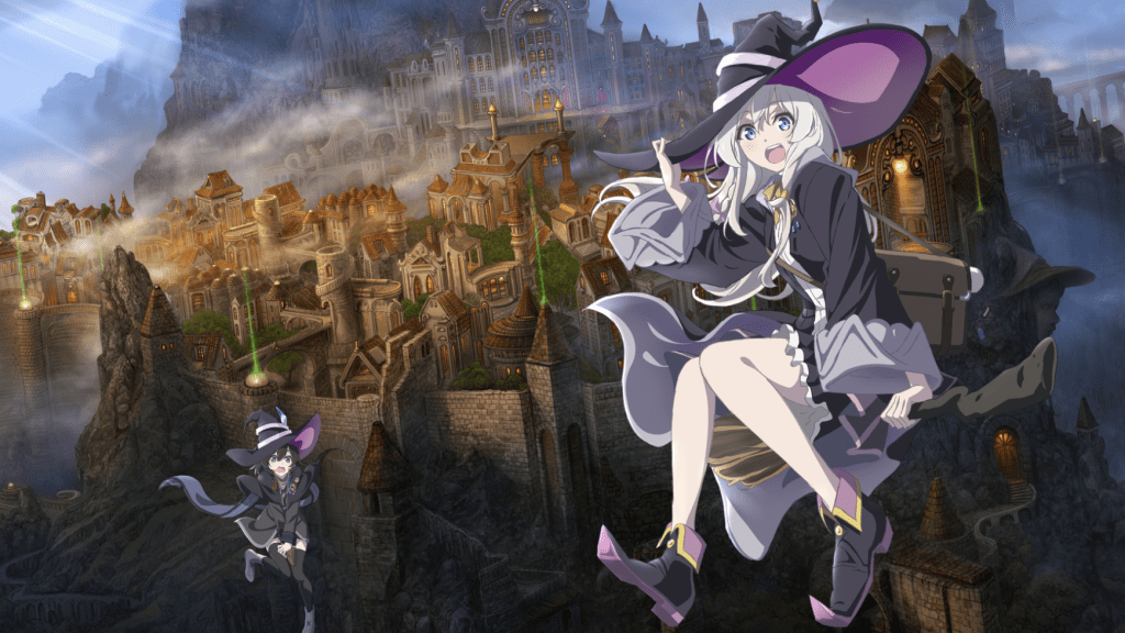 This season's anime witches are full of magic!