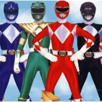 Hasbro Is Bringing More Power Rangers to TV and the Big Screen