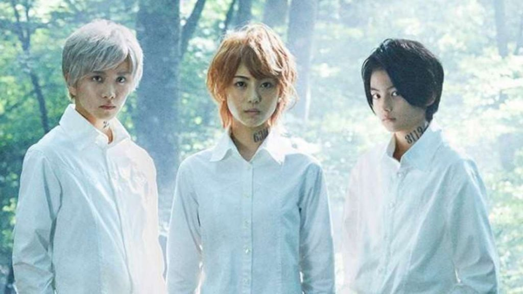 The Promised Neverland live action film
