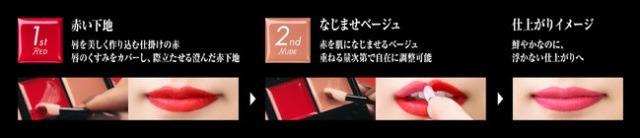 Rei Ayanami lipstick