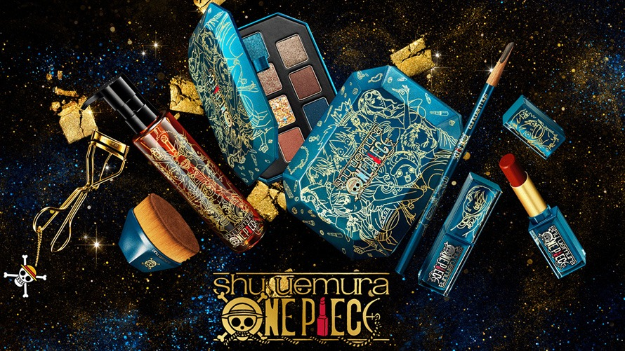 Gussy Yourself Up With This One Piece Makeup from Japan
