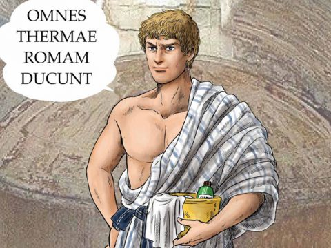 Scrub up Your Thermae Romae Knowledge Before the New Anime