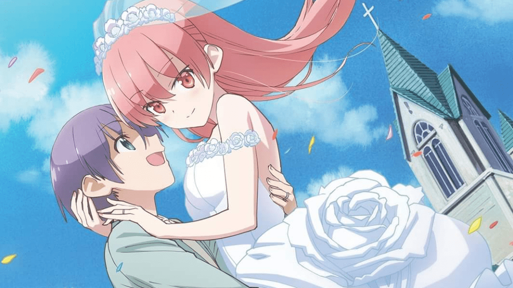 We can't get enough of these married anime couples