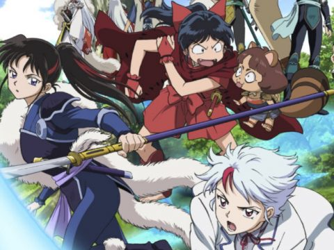 Inuyasha Spinoff Anime Yashahime Reveals English Dub Cast