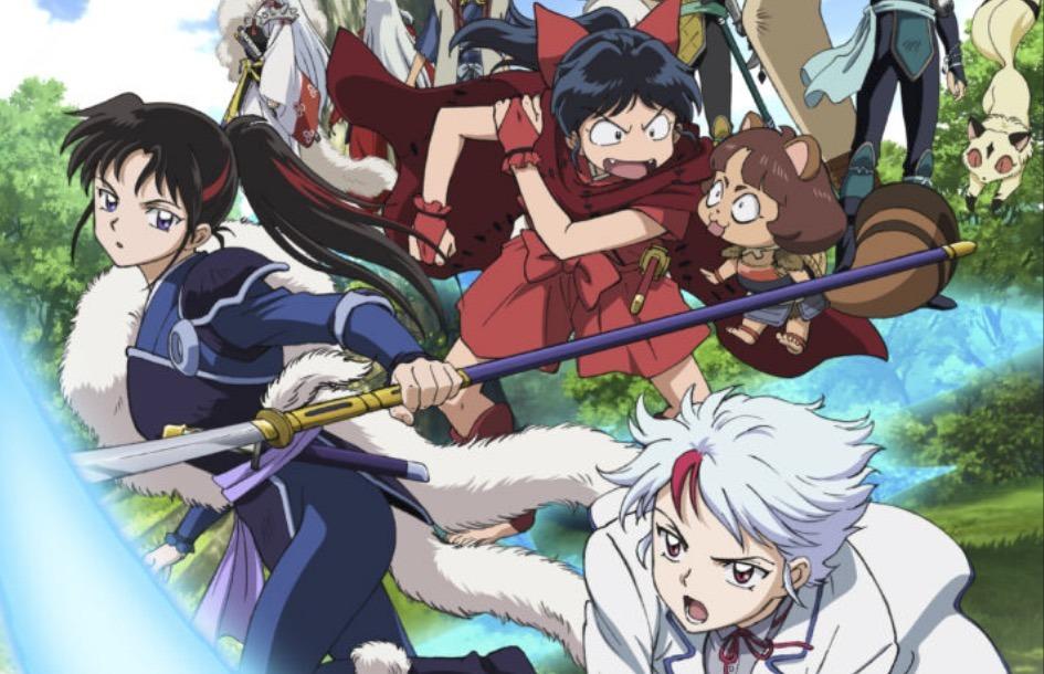 Inuyasha Spinoff Anime Yashahime Reveals English Dub Cast