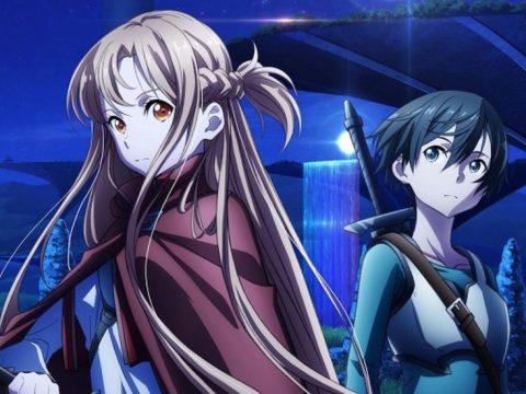 Sword Art Online Progressive Anime Film Reveals October 30 Premiere