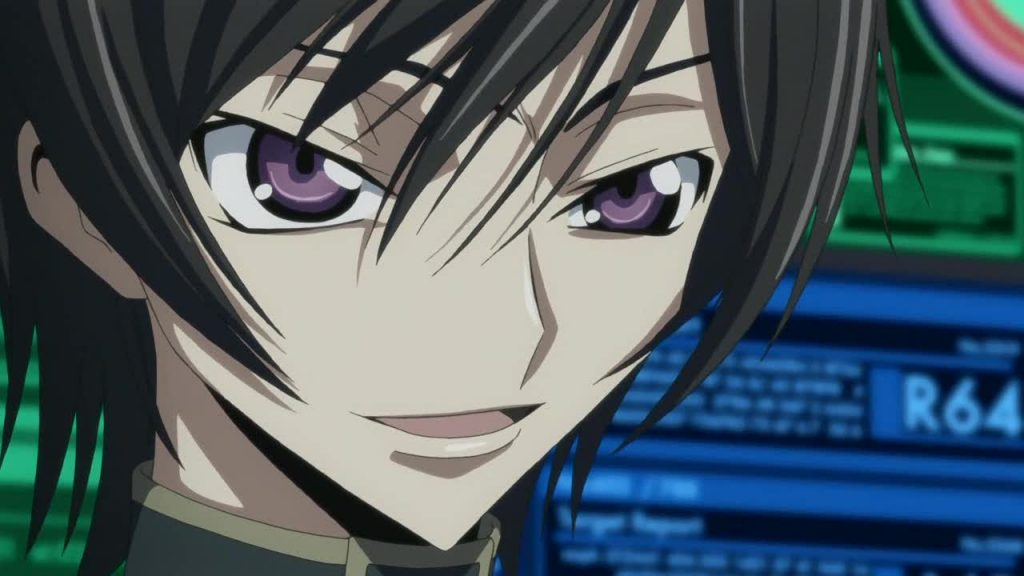 New Code Geass Project to Be Announced on December 5