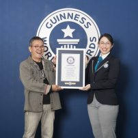 CoroCoro Comic Magazine's Cover Designer Sets Guinness World Record