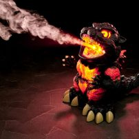 Keep COVID Away with Burning Godzilla King of Humidifiers