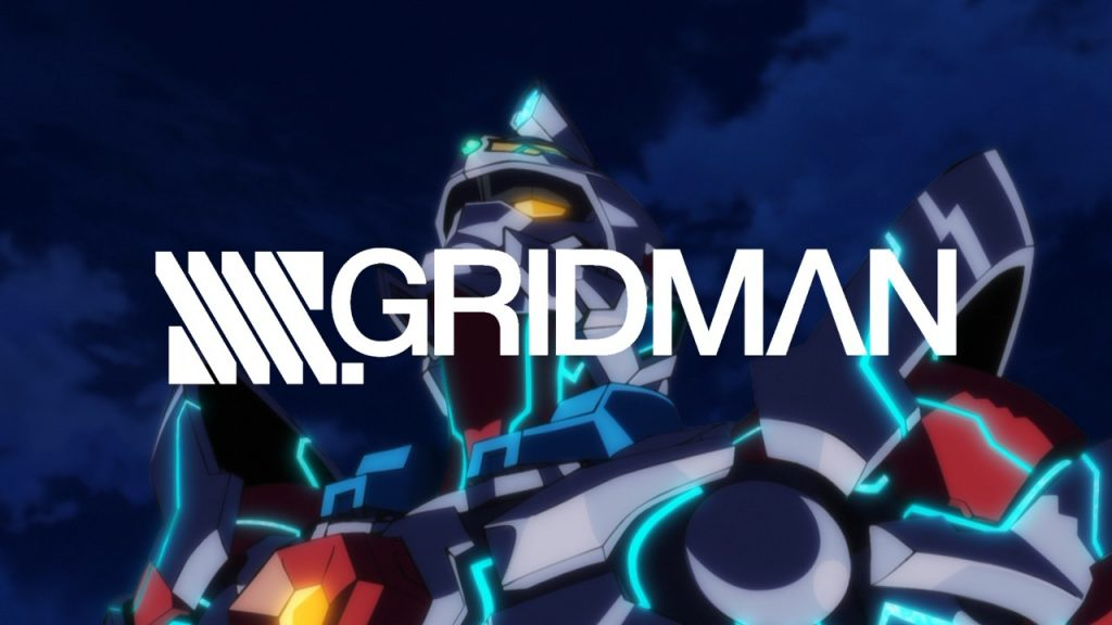 SSSS.Gridman Hits Toonami in January 2021