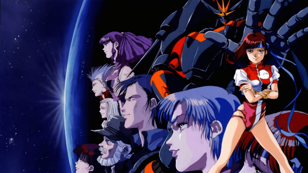Classic Gunbuster Anime Returns to Theaters in Japan, Remastered