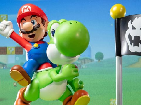 Japanese Politician Accidentally Makes Otaku Laugh with Mario/Yoshi Description